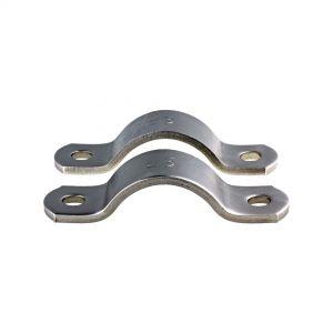 Rohrschelle DIN 3567/A aus Edelstahl